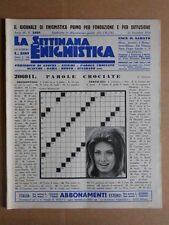 Settimana Enigmistica n°2491 del 22-12-1979 - Gayle Hunnicutt   [D52]