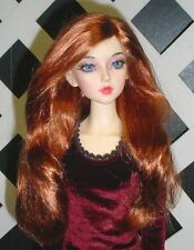 """DOLL Wig, Monique Gold """"Pretty Girl"""" Size 4/5  - Double Red"""