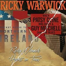 When Patsy Cline Was Crazy / Hearts On Trees - Ricky  (2016, CD NIEUW)2 DISC SET