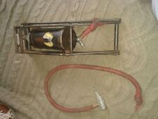 COLLECTABLE foot pump pneumatic component Sheffield England * FREE UK POSTAGE