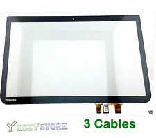 """Touch Screen Glass Digitizer 15.6"""" For Toshiba Satellite P55T-A5118 P55T-A5202"""
