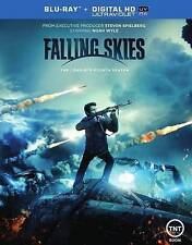 New Sealed Falling Skies - The Complete Fourth Season Blu-ray + Digital HD UV 4