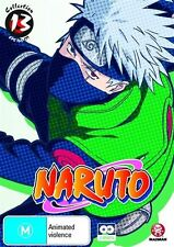 Naruto (Uncut) Collection 13 (Eps 164-177) NEW R4 DVD