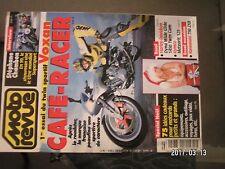 ** Moto Revue n°3355 Kawasaki ZXR 750 / Voxan café Racer / Kymco 125 Meteorit