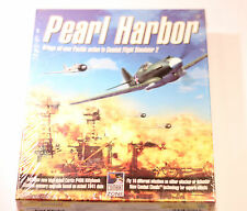 PEARL HARBOR FOR MICROSOFT COMBAT FLIGHT COMBAT SIMULATOR 2  PC GAME NEW & SEALE