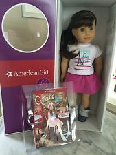 "American Girl of the Year 2015 GRACE THOMAS 18"" Doll & Book NEW w/ bracelet NIB"