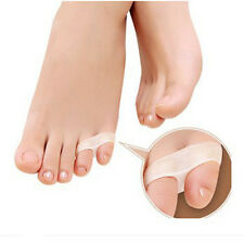 Pinkie Thumb Valgus Silicone Toe Bunion Guard Foot Care Little Toe Separator