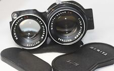 Very good++ Mamiya Sekor DS 105 mm F/3.5 Lens for TLR C220 C330 Made in Japan