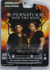 1967 Chevrolet Impala Sport Sedan black  Movie Supernatural Join the hunt 1:64
