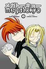 Megatokyo: Volume 1 by Fred Gallagher (Paperback, 2004)   9781593071639