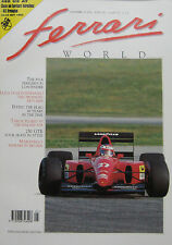 Ferrari World magazine Issue 18 May/June 1992 250 GTE 2+2, F92A, Targa Florio