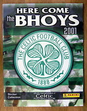 "Panini ""HERE COME THE BHOYS"" 2001 Complete Loose Set + Album & Wrapper"