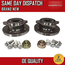 BMW MINI COOPER ONE&WORKS R50,R52,R53 FRONT WHEEL BEARING & BOLTS X2 12MM 01 06