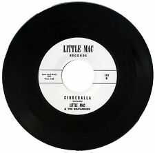 "LITTLE MAC & THE UNTOUCHABLES  ""CINDERELLA""     60's GARAGE    LISTEN!"
