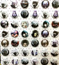 Tokyo Ghoul Anime Fashion Badge Badges Pin Buttons For Party Cloth Bag 40pcs Lot
