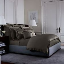 Ralph Lauren 624 Metropolitan Gray King Duvet Cover Langdon Grey