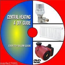 A DIY GUIDE TO CENTRAL HEATING SYSTEMS EASY TO FOLLOW SERVICE MAINTENANCE NEW