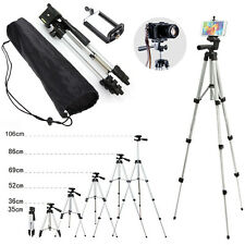 Universal Professional Camera Tripod Stand Holder For Smartphone iPhone + Bag
