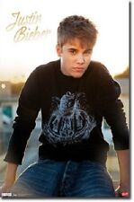 JUSTIN BIEBER TWILIGHT POSTER 22x34 NEW FAST FREE SHIPPING
