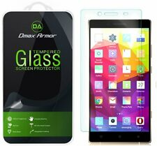 Dmax Armor® BLU Pure XL Tempered Glass Screen Protector Saver Shield