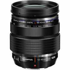 Olympus M.Zuiko 12-40mm F/2.8 Aspherical AF ED Lens- Olympus Authorized Dealer