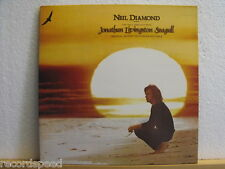 "★★ 12"" LP - NEIL DIAMOND - Jonathan Livingston Seagull - OST - Booklet"
