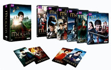 Merlin: The Complete Series 1-5 (DVD, 2014, 24-Disc Box Set)