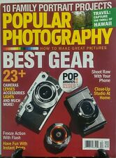 Popular Photography Dec 2016 Best Gear Cameras Lenses Cannon FREE SHIPPING sb
