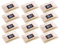 65% Boveda 60 Gram 2-Way Humidity Control Humidipak Humidifier 12 Packet 1481-12