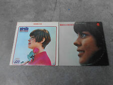 MIREILLE MATHIEU-2 LP'S-MADE IN FRANCE-ATANTIC SD 8160-S/T-CAPITOL  ST 306-EX