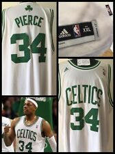 Maglia basket adidas boston celtics nba pierce  shirt jersey trikot vintage