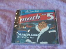 McGraw-Hill Math Grade 5~The Mission Masters Meet Mudflat Moe Grade 5 sealed