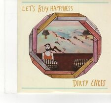 (FT969) Let's Buy Happiness, Dirty Lakes - 2011 DJ CD