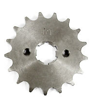 Gearing Upgrade 17 Tooth Front Sprocket for  Jianshe JS125-6A