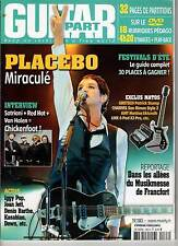 "GUITAR PART #183 ""Placebo,Chickenfoot,Joan jett,Daddy Lonhlegs"" (REVUE+DVD)"