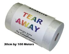 Starlite Tear Away Embroidery Backing / Stabiliser  30cm x 100 metre  A085