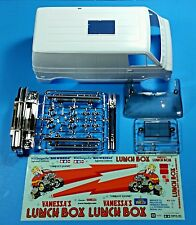 New Tamiya Lunch Box Body Set and Decals (0335080, 9495470, 9005231, 9005229)