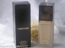 Tom Ford - Traceless Foundation - #11 Warm Almond - Brand New & Boxed