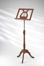 EMS Regency Solid Rosewood Wooden Sheet Music Stand **NEW**