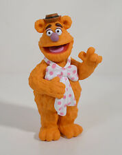 """3.75"""" Fozzie PVC Cake Topper Action Figure Disney The Muppets"""