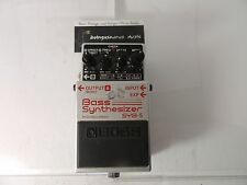 BOSS SYB-5 Bass Synthesizer Effects Pedal/Processor FREE SHIPPING!!!