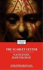The Scarlet Letter (Enriched Classics), Hawthorne, Nathaniel, Good Condition, Bo