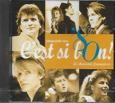 CD album: Compilation: C' Est Si Bon ! '80. Vol.1. Polygram. U