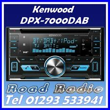 Kenwood DPX-7000DAB CD, DAB Radio, Bluetooth Incluye DAB Antena