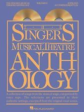 Singer's Musical Theatre Anthology (Accompaniment Tapes): The Singer's...