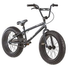 "Mongoose bmax fat 4"" tire 20"" bmx bike mountain beach dirt street"