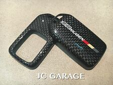 MUGEN CARBON FIBER KEY FOB COVER HONDA ACCORD CIVIC CRV JAZZ FIT ODYSSEY HRV