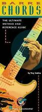 Barre Chords : The Ultimate Method and Reference Guide (2000, Paperback)