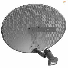 Zone 1 Sky Satellite Dish MK4 and Octo LNB for Sky HD plus Freesat PVR
