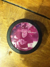 1980'S LUC ROBITAILLE HOCKEY PUCK BY NHL STAR PUCKS VINTAGE